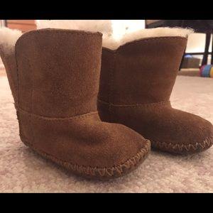 Baby girls UGG booties